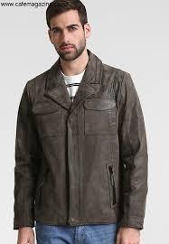 tom tailor kanton leather consider jacket taupe men s jackets to222j02u c11 befjkloz07