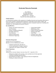 Resume Template For College Student With Little Work Experience 8