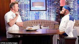 hell s kitchen tv show uk 2014. almost made it: gordon ramsay eliminated giganti from hell\u0027s kitchen in episode 14 that aired hell s tv show uk 2014 l