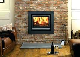 direct vent wood stove replace gas fireplace with wood stove cost to install direct vent gas