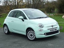 Light Green Fiat 500 For Sale Used Smooth Mint Green Fiat 500 For Sale Cheshire Fiat