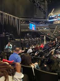 Barclays Center Brooklyn Ny Seating Chart Barclays Center Section 25 Row 3 Seat 16 Home Of New