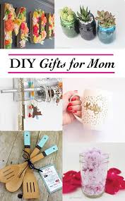 creative homemade gift ideas for mom 12 thoughtful and meaningful diy gifts for