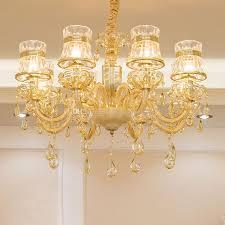 living room crystal chandelier bedroom light hotel s center led chandelier champagne chandelier lighting vintage lamps chandelier lighting champagne