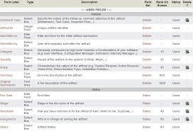 Tracker Legacy Tuleap Latest Version Documentation