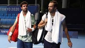 Tokyo 2020 - Novak Djokovic leads the ...