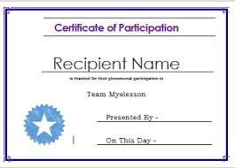 Making A Certificate