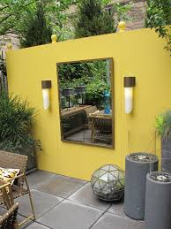 yellow wall decor ideas photos of yellow wall decoration ideas