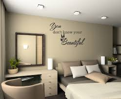 Marilyn Monroe Bedroom Wallpaper You Dont Know Your Beautiful Vinyl Wall Art Sticker One Direction