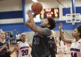 High school girls basketball: Sluggish start nearly costs Courtland a win  against Caroline | High School | fredericksburg.com