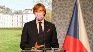 Rezignoval dle svých slov po důkladném zvážení. Ministr Zdravotnictvi Adam Vojtech Rezignoval Barrandov Tv