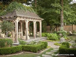Small Picture Beautiful Backyard Ideas and Garden Design Blending Classic