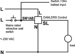 hba pir xx sd high bay pir occupancy switches switch single hb pir xx sv wiring diagram single