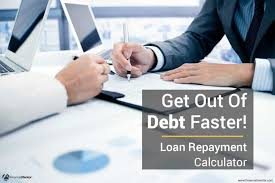 pay back loans calculator loan repayment calculator