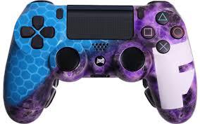Ps4 Controller Design Fortnite Playstation 4 Evil Fortnite Controller Evil Controllers
