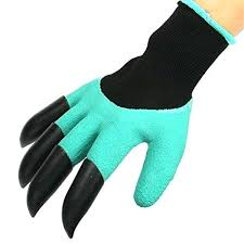 best gardening gloves. The Best Gardening Gloves Garden With Fingertips Right Claws Quick Great For Digging Weeding Seeding