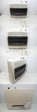 space heaters heater propane vent free blue flame wall mr 30000 btu reddy 30 000 forced heater propane vent free blue flame wall model mr 30000 btu