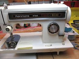 Kenmore 6 Stitch Sewing Machine Model 385