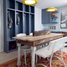 eclectic crafts room. Modren Eclectic Multipurpose Craft Room With Rustic Table Intended Eclectic Crafts V