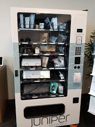 It Vending Machines Magnificent IT Vending Machine Juniper Networks Office Photo Glassdoor