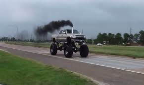 Image result for rolling coal