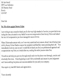 Bunch Ideas Of Sample Complaint Letter To Police Inspector For