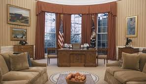 oval office coffee table. Oval Office Of White House Coffee Table