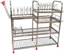 Kitchen Racks Stainless Steel 12 Off On Maharaja Stainless Steel Smart Modern Kitchen Rack