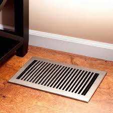 modern solid brass floor register hardware for floor vent registers