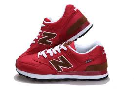 new balance shoes red. new balance nb ml574pbr backpack retro red brown for men shoes r