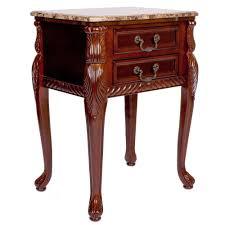 antique mahogany large home office unit. Mahogany Antique French Style Side Table Large Home Office Unit E