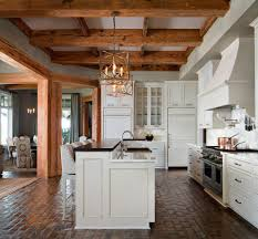 Brick Flooring In Kitchen Painted Brick Floor Ukrobstepcom