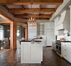 Kitchens With Brick Floors Painted Brick Floor Ukrobstepcom