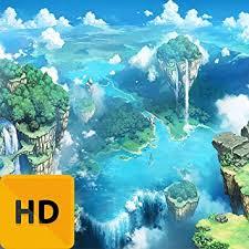 wallpaper hd anime scenery