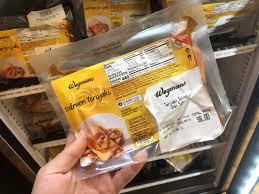 Wegmans Seafood Entrees ...