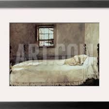 ... Andrew Wyeth Master Bedroom Beautiful Master Bedroom Framed Art Print  By Andrew Wyeth At Art ...