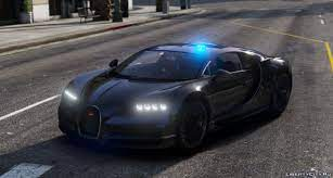 Gta 5 police patrol lspdfr mod with the new police bugatti chiron supercar! Bugatti Chiron Police Politie Unmarked Els Replace 1 0 For Gta 5
