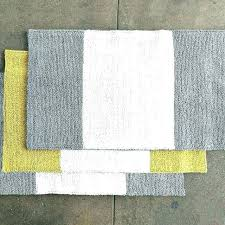 yellow bath rugs gray mat grey and bathroom rug jcpenney