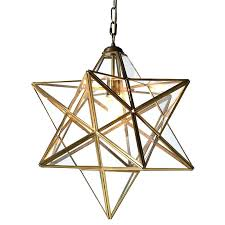 star pendant light australia lg gold glass moravian fixture uk