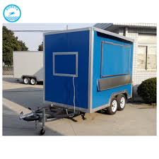 Vending Machine Truck Magnificent Food Van Caravan Vending Machine Fiber Glass Kiosk Mobile Food