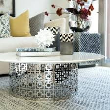 brushed nickel coffee table medium size of coffee nickel coffee table coco republic property styling st