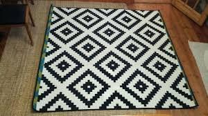 black rug furniture aztec ikea and white polka dot