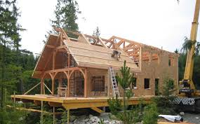 What Is A Timber Frame Hybrid