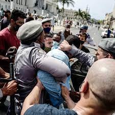 Cubans Denounce 'Misery' in Biggest ...
