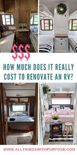 Pop Up Camper Lights Troubleshooting Cost Breakdown For Renovating An Outdated Camper Or Rv