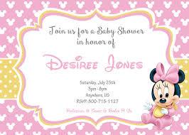 baby mickey mouse invitations birthday baby minnie mouse birthday invitations oxyline 29917d4fbe37
