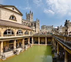 this essay discribes the r bathing system writework the r baths thermae of bath spa england this is a 6