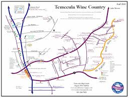 maps of temecula wineries communities schools lake skinner and
