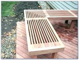 built in deck benches with backs seating impressive bench storage ideas small im