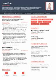 Nurse Resume Template Free Lovely Nurse Resume Example 2019